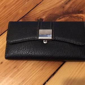 Women's Nine West wallet.